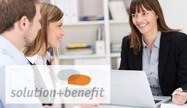 solution+benefit